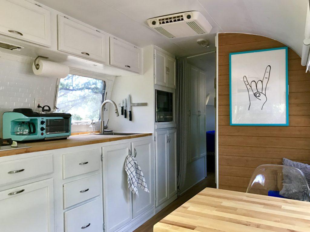 Texas Glamping - Airstream
